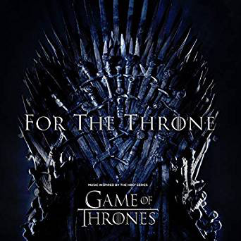 Various Artists - For The Throne (Music Inspired By The Hbo Series Game Of Thrones) в магазине виниловых пластинок Авант Шоп www.avantshop.ru
