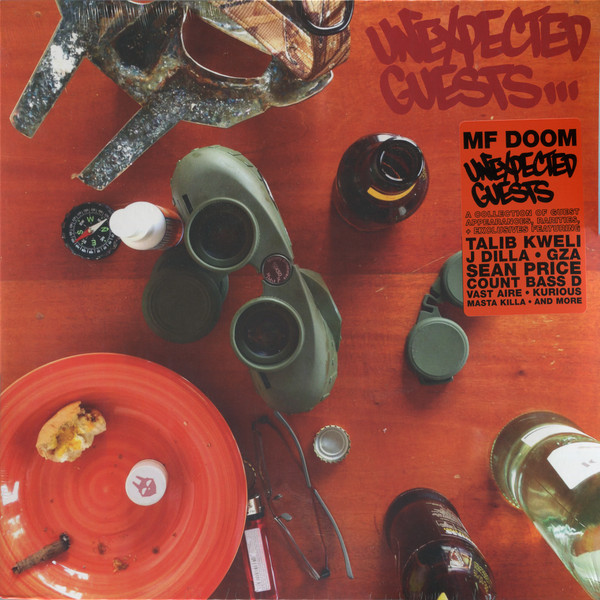 MF Doom ‎- Unexpected Guests (2LP)