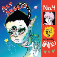 Grimes - Art Angels (LP)