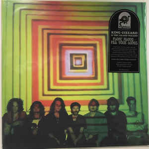 KING GIZZARD & THE LIZARD WIZARD - Float Along - Fill Your Lungs (Colored V в магазине виниловых пластинок Авант Шоп www.avantshop.ru