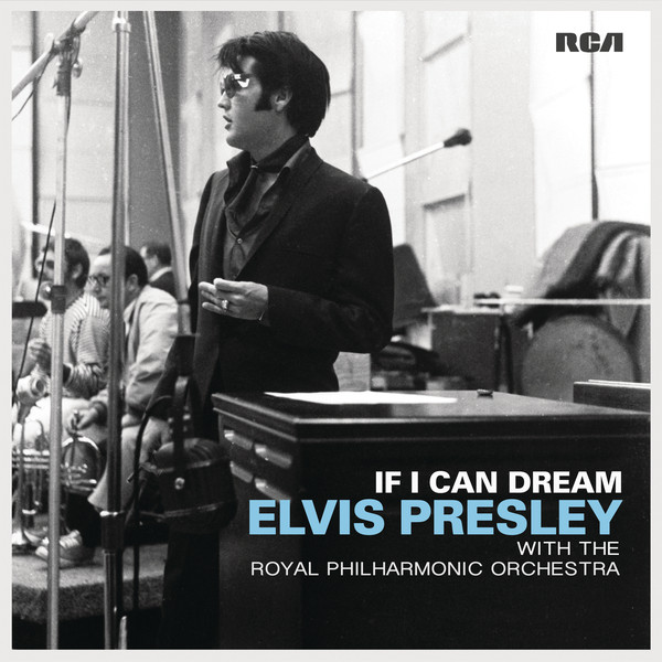 Presley, Elvis / Royal Philharmonic Orchestra, The - If I Can Dream в магазине виниловых пластинок Авант Шоп www.avantshop.ru