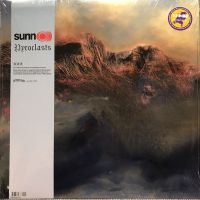 Sunn O))) ‎– Pyroclasts (LP purple in orange)