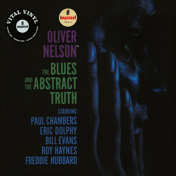 Nelson, Oliver - The Blues And The Abstract Truth в магазине виниловых пластинок Авант Шоп www.avantshop.ru