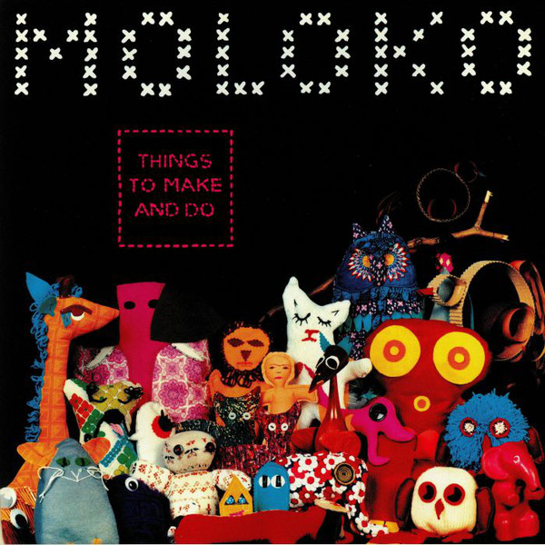 Moloko - Things To Make And Do (2LP прозрачные розовые)